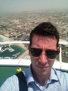 Burj Al Arab helipad
