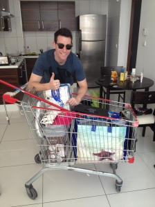 dubai shopping trolley